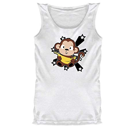 e68c67c0209714 ▷ T-shirts sleeveless with monkey - Of Monkeys